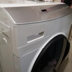 快適過ぎる全自動洗濯機