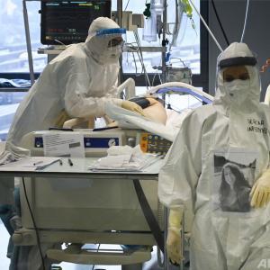 コロナ抗体、感染後8か月持続 研究論文~AFP通信~
