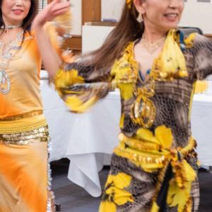 新年会の余興で踊らせて頂きました