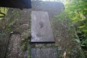 日本遺産 御嶽昇仙峡を訪ねて 長田円右衛門顕彰碑