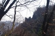 日本遺産 御嶽昇仙峡を訪ねて 旧羅漢寺跡
