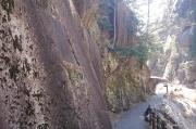 日本遺産 御嶽昇仙峡を訪ねて 乙骨耐軒の碑