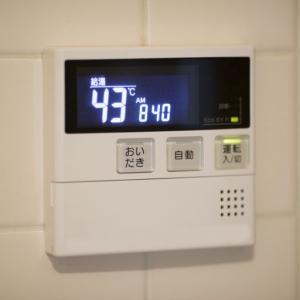 給湯器の燃焼ランプがつかない、点いたり消えたり、点滅時の解決策