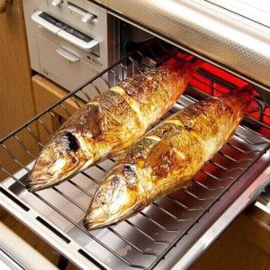 意外に知らない!ガスコンロの魚焼きグリル「水なし」「水あり」の違い