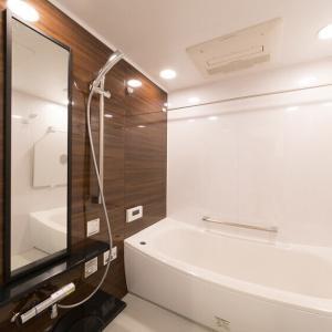 お風呂掃除が簡単に?浴室乾燥機の乾燥・換気でカビ予防