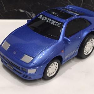 T.T.C. @カー(アット・カー) 110 フェアレディZ 300ZX (Z32) サンプルモデル ライトブルー