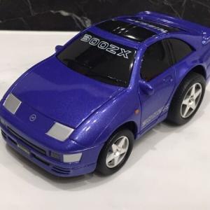 T.T.C. @カー(アット・カー) 110 フェアレディZ 300ZX (Z32) サンプルモデル ブルー