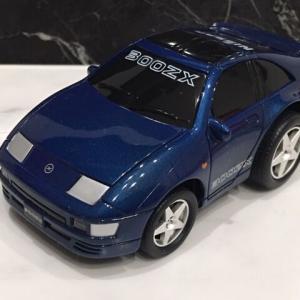 T.T.C. @カー(アット・カー) 110 フェアレディZ 300ZX (Z32) サンプルモデル ダークブルー
