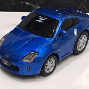 T.T.C. @カー(アット・カー) 110 フェアレディZ (Z33) サンプルモデル ブルー