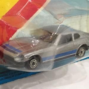 MATCHBOX DATSUN 260Z シルバー キャンピングトレーラー付
