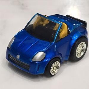 ちびっこチョロQ Part6 ドラゴンキューブ フェアレディZ ロードスター メタリックブルー