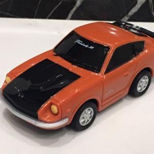 明治チューイングガム サーキットランド 名車シリーズ (T.T.C. @カー 80) フェアレディZ  Z432 PS30