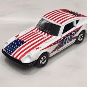 トミカ 6-1-? フェアレディZ 432 アピタ ピアゴオリジナル 世界の国旗トミカ アメリカ国旗タイプ