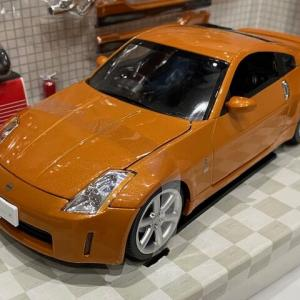 1/24 HOTWORKS RACING FACTORY FAIRLADY Z NISMO S-tune VERSION オレンジ