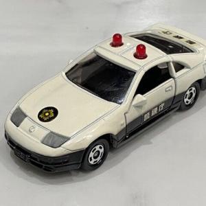 トミカ S-01 フェアレディ 300ZX パトロールカー 音が出るトミカ