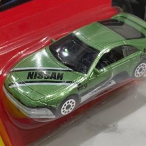1/60 MOTOR MAX NISSAN 300ZX 5PACK ブリスター