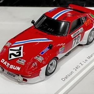 1/43 spark DATSUN 240Z Le Mans 1975