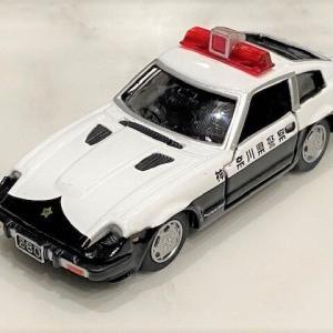 トミカ リミテッド GT-R VS Z パトロールカーⅢ フェアレディZ S130