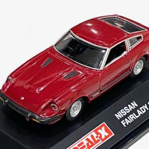 1/72 リアルX Skyline/Fairlady フェアレディZ 280Z-T ワインレッド
