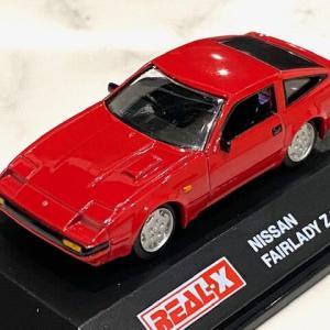 1/72 リアルX Skyline/Fairlady フェアレディZ 300ZX レッド