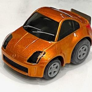 チョロQ FAIRLADY Z Z33コレクション サンセットオレンジ