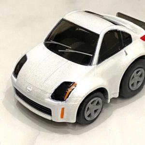 チョロQ FAIRLADY Z Z33コレクション ホワイトパール