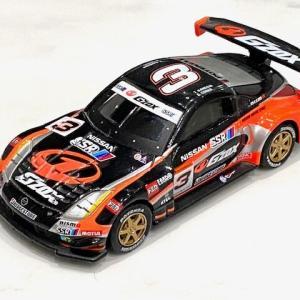 トミカ リミテッド TL0068 G'zox・SSR・HASEMI Z AUTOBACS GT 2004 SERIES (JGTC)