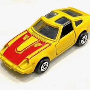1/60 Road Champs DIE CAST METAL DATSUN 280ZX YELLOW