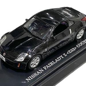 1/64 京商 Beads Collection 085 FAIRLADY Z (Z33) 2002 ブラック