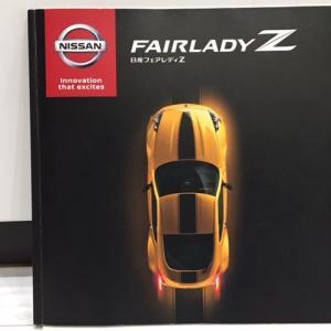 フェアレディZ (Z34) カタログ 2018年4月発行 C3109-8041AAA