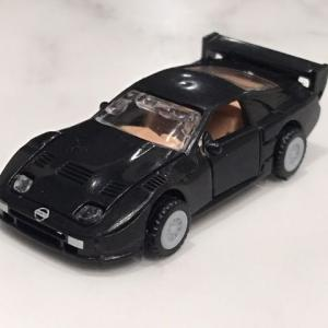 1/87 4D 拼装车模 005 尼桑300ZX ブラック