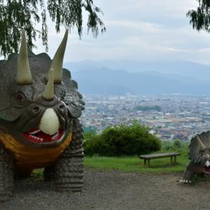 長野市恐竜公園