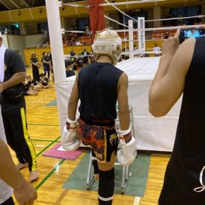 X fight‼️観戦記3
