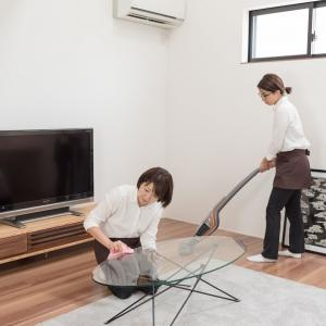 仕上がりや作業時間に関わる大事な掃除道具