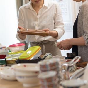 お世話する人が使いやすいキッチンに~実家の片づけサポート~