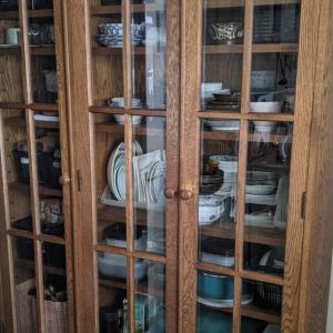 我が家の食器棚 収納のポイント