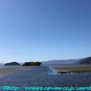 琵琶湖の東部の萌える場所探しへGO~