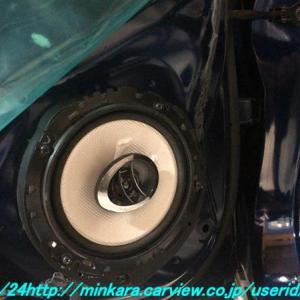 ラパンモード HE33S リヤスピーカ増設