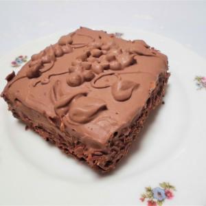 チョコレートのお菓子