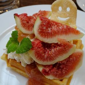 大阪Café Berry 2019/10
