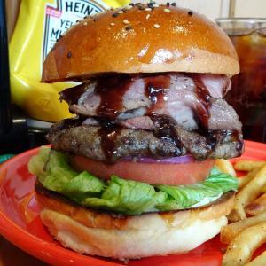 大阪Burgerlion 2020/01
