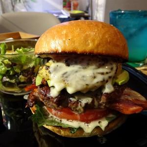大阪milia burger 2020/01