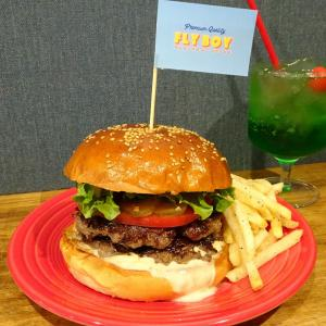 大阪 FLY BOY BURGER & COFFEE 2020/06