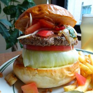 大阪 THE MUNCHIES BURGER WORKS 2020/08