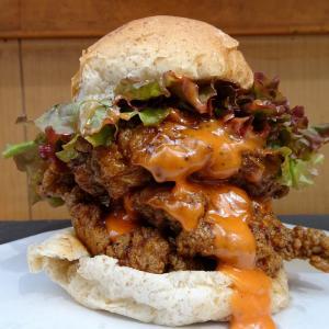 大阪 THE CHICKEN Finger Fried & Burger