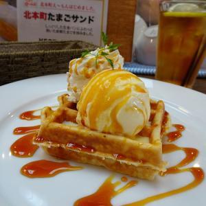 大阪 Café Berry 2020/09