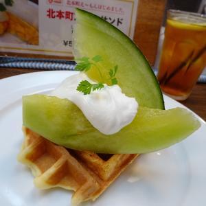 大阪 Café Berry 2021/06