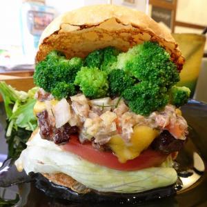 大阪 milia burger 2021/07