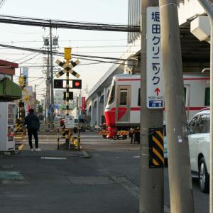美濃路(清須)散歩10 西枇杷島駅~枇杷島橋