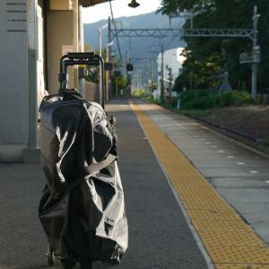 養老鉄道でポタリング5 天井川~石津駅でポタ終了